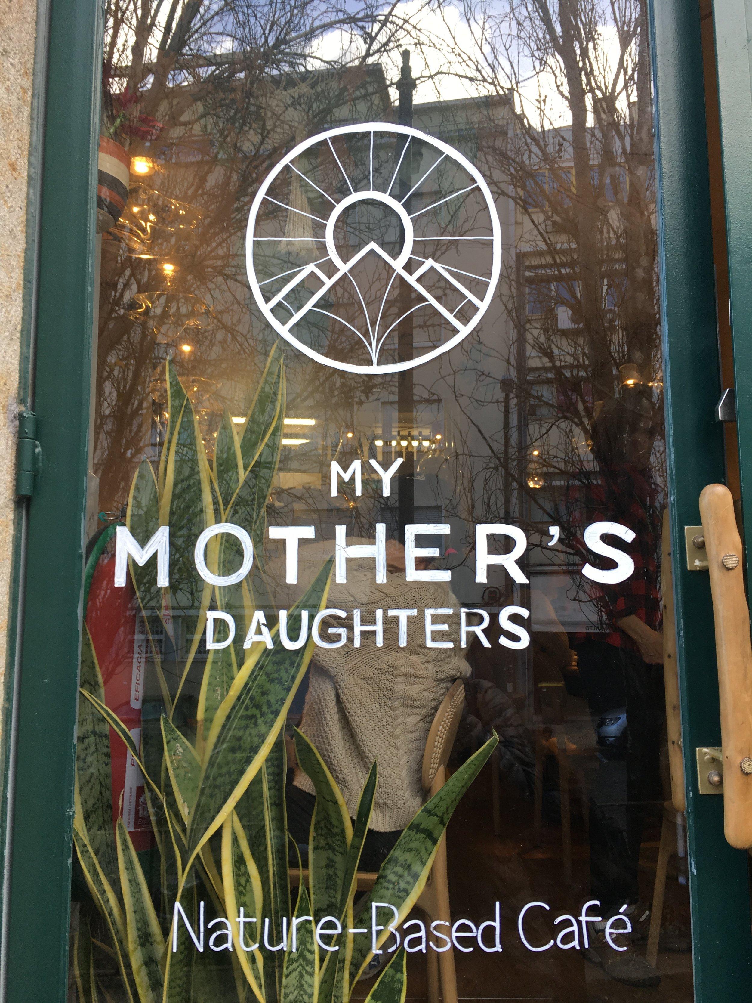 Logo on the Door