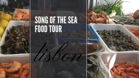 Song of the Sea Food Tour Lisbon