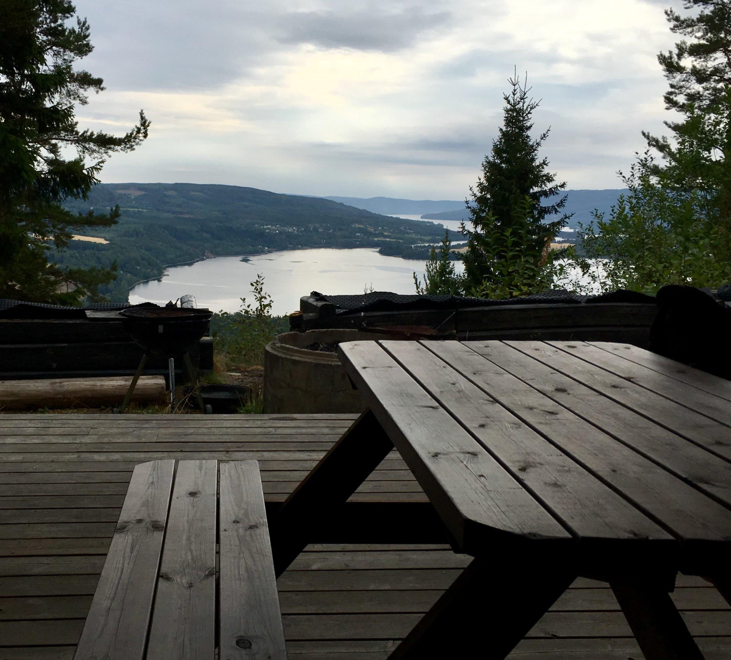 Gapahuk Views