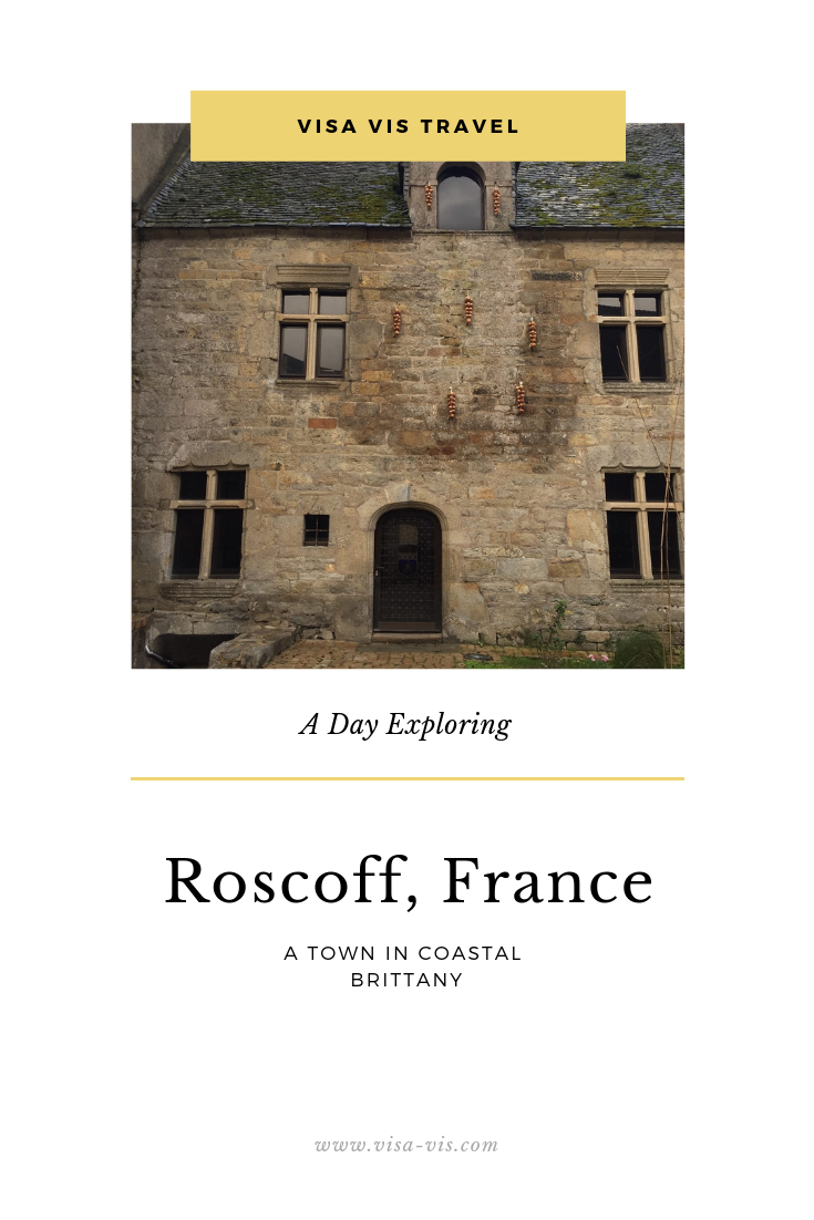 An Afternoon Exploring Coastal Roscoff France