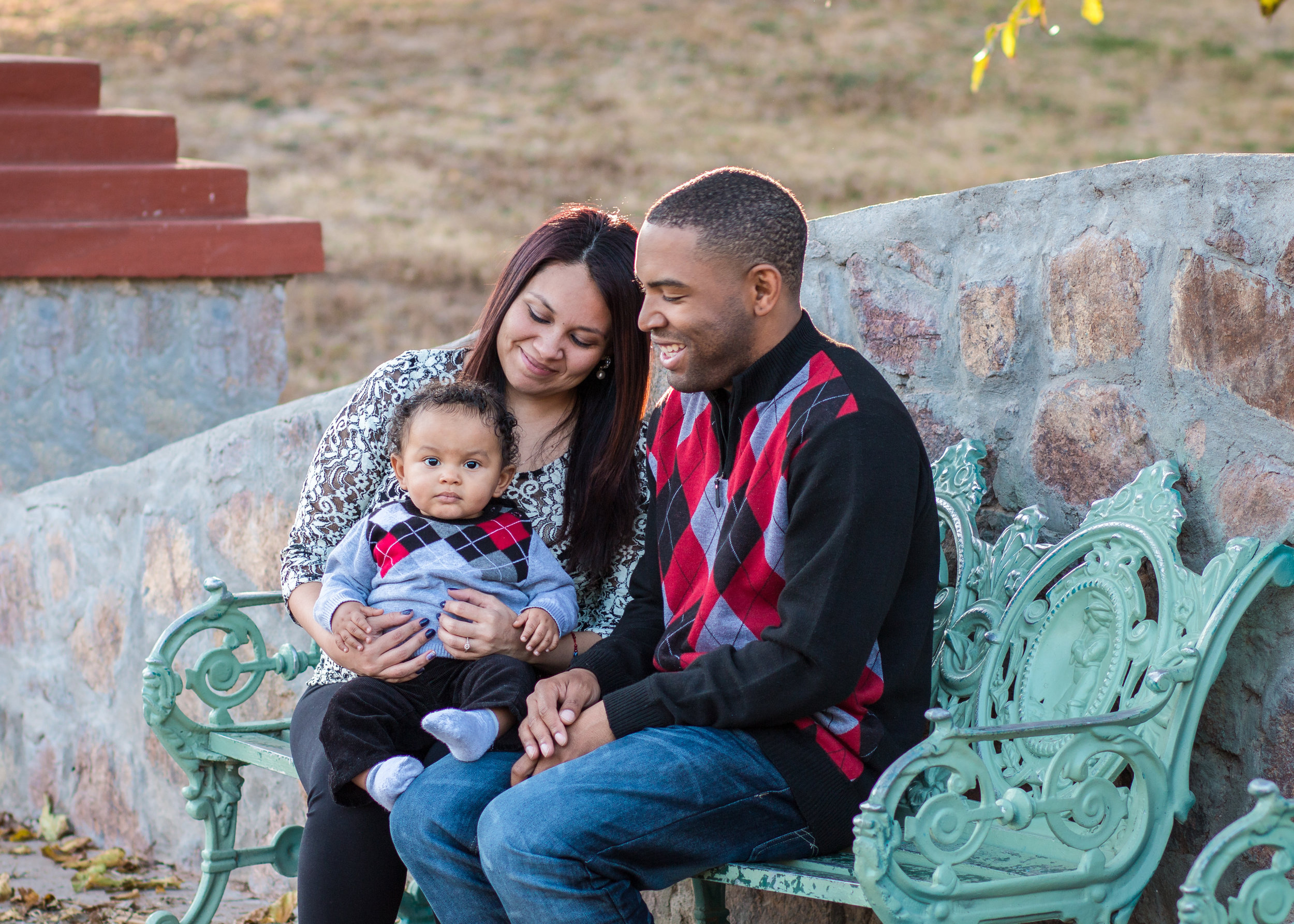 El Paso Family Portrait