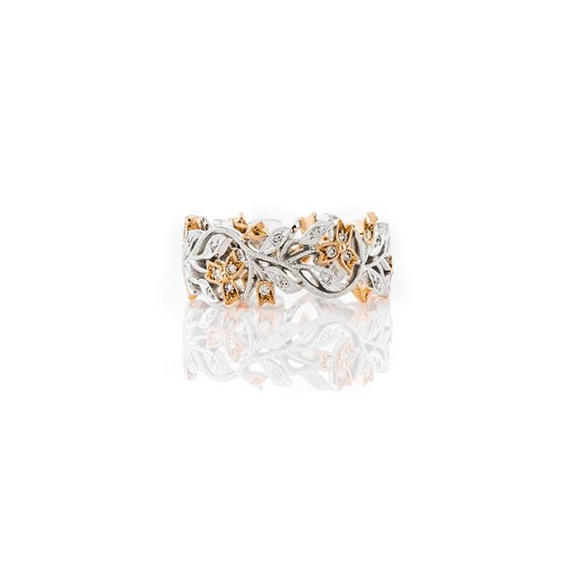 Rose Gold details! #daintydiamonds
