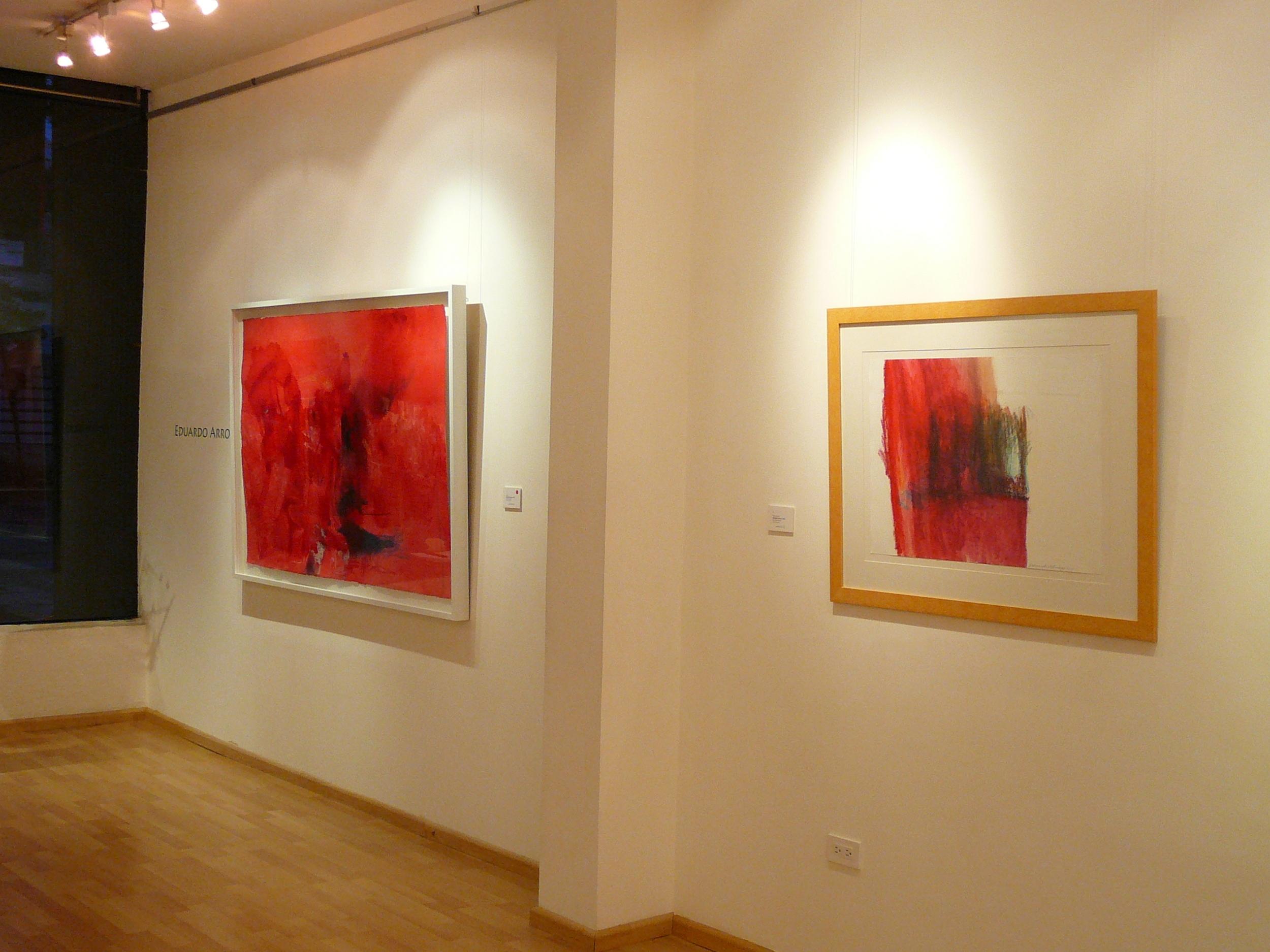 Exposición Eduardo Arroyo abril 2013 (9).JPG