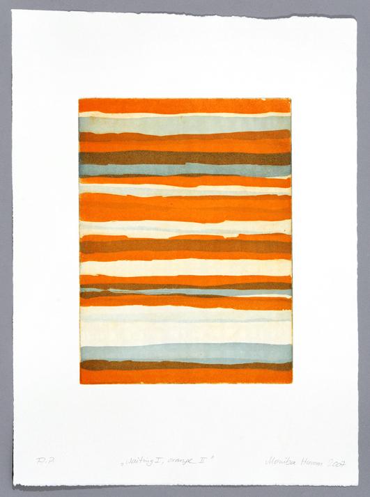 Humm_waiting1_orange2_Aquatinta_Büttenpapier_57x40cm.JPG