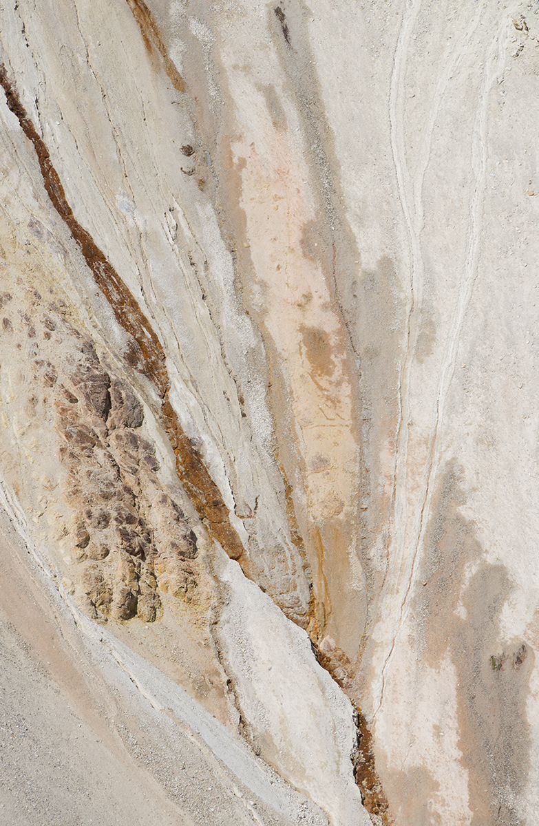 Yellowstone Abstract 3165