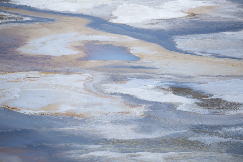 Yellowstone Abstract 1042