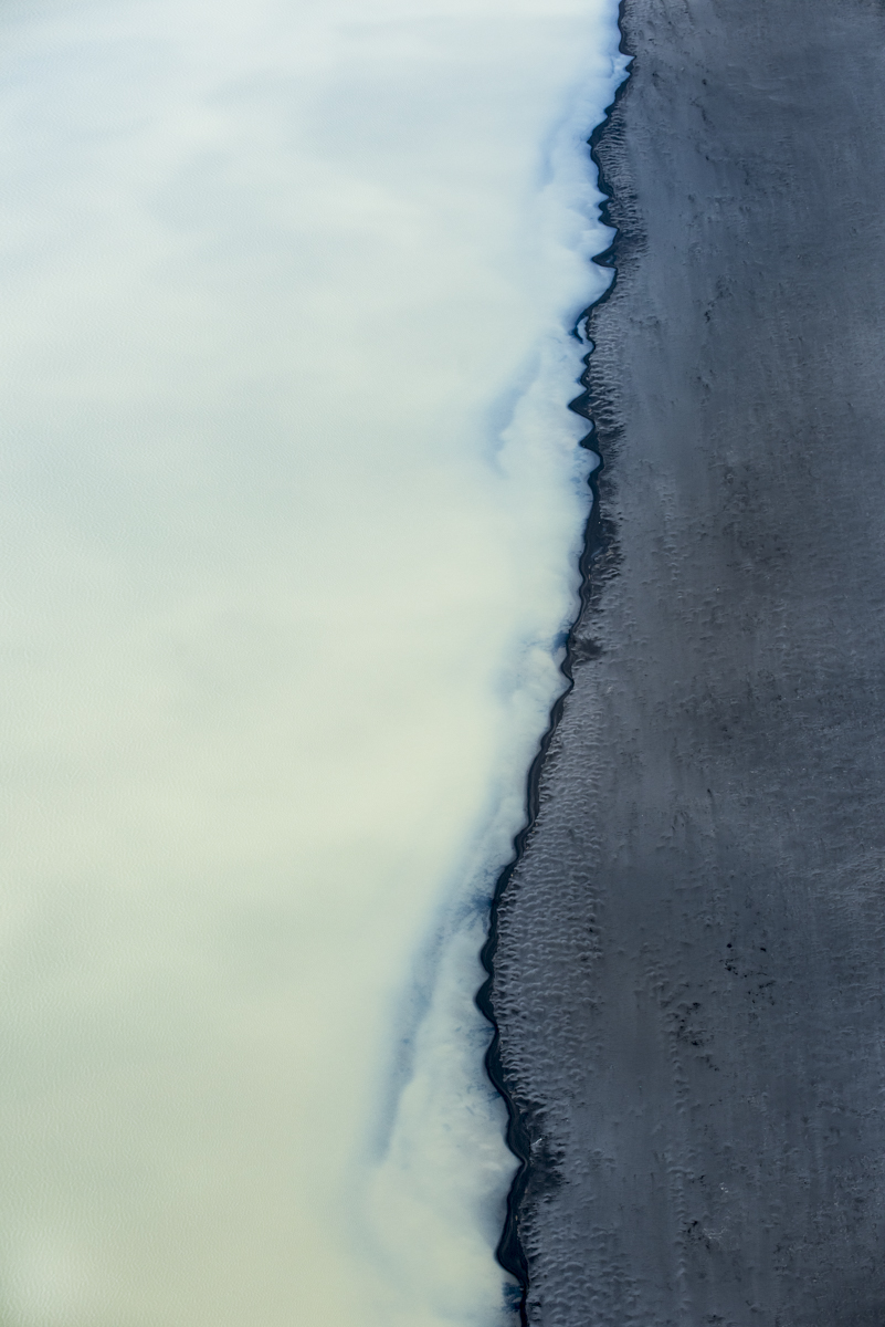 Iceland Abstract 8765