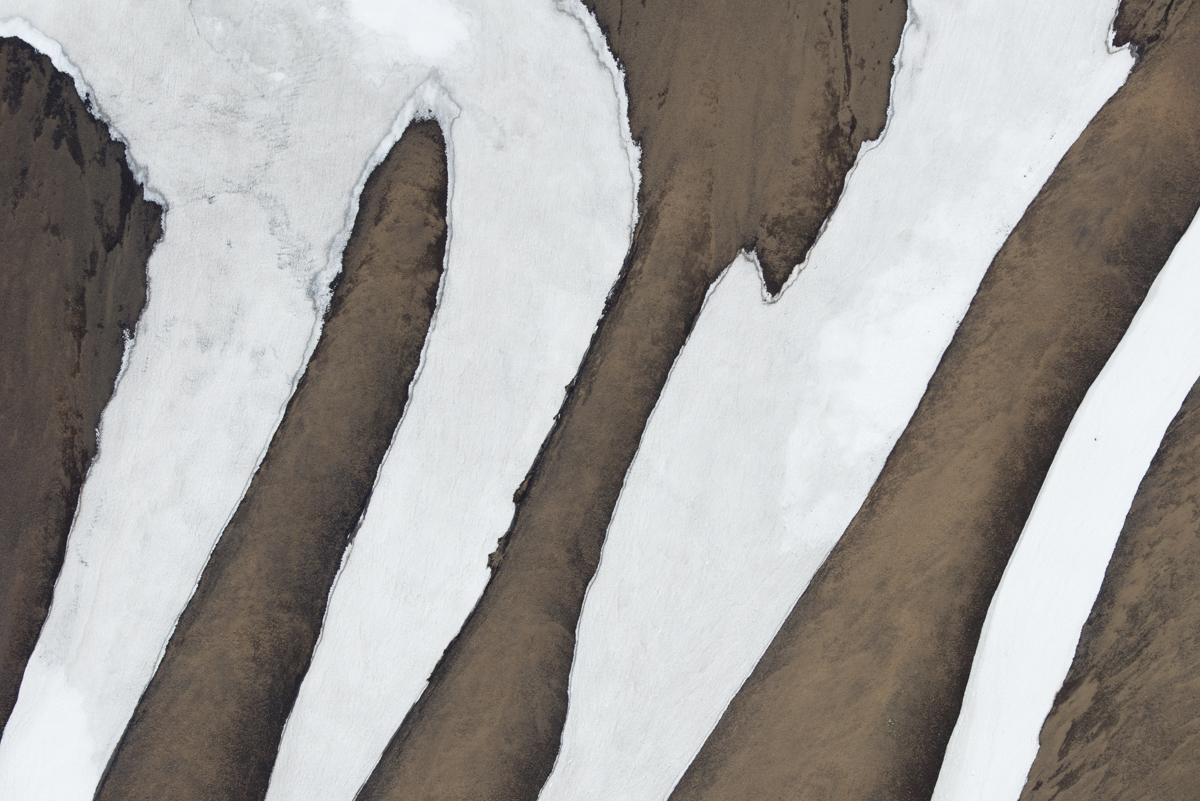Iceland Abstract 6995