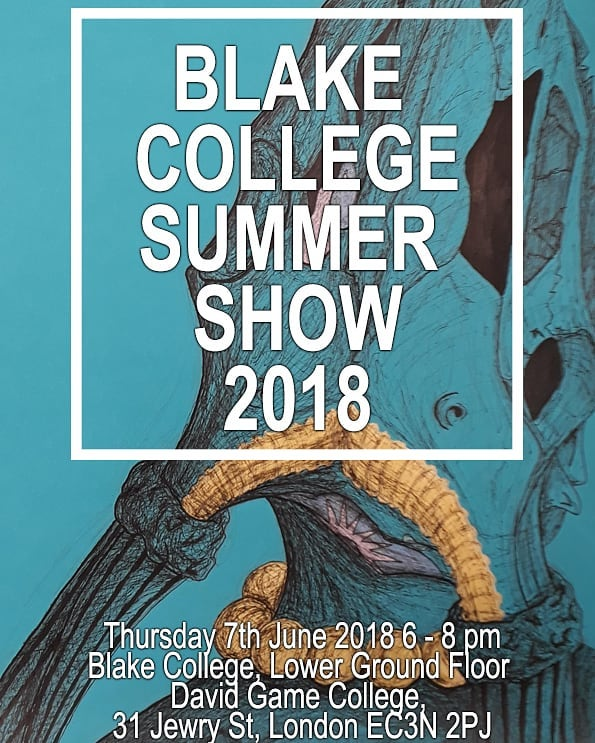 Congratulations to our latest cohort of graduates. We hope that you are proud of your achievements and wish you every success with your future careers! #blakeisbest #blakecollege #summershow #artpractice #fineart #london #highereducation #highernationaldiploma #hnd #btec