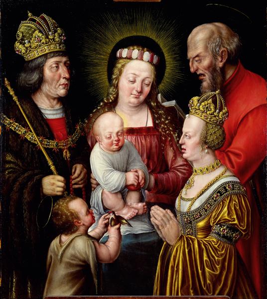 D.Froeschl Maria mit Kind Wien Karlskirche.jpg