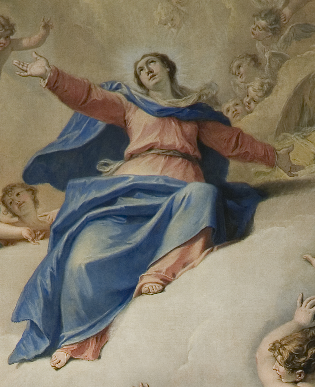 S.Ricci Maria Himmelfahrt Ausschnitt 6 Wien Karlskirche.jpg