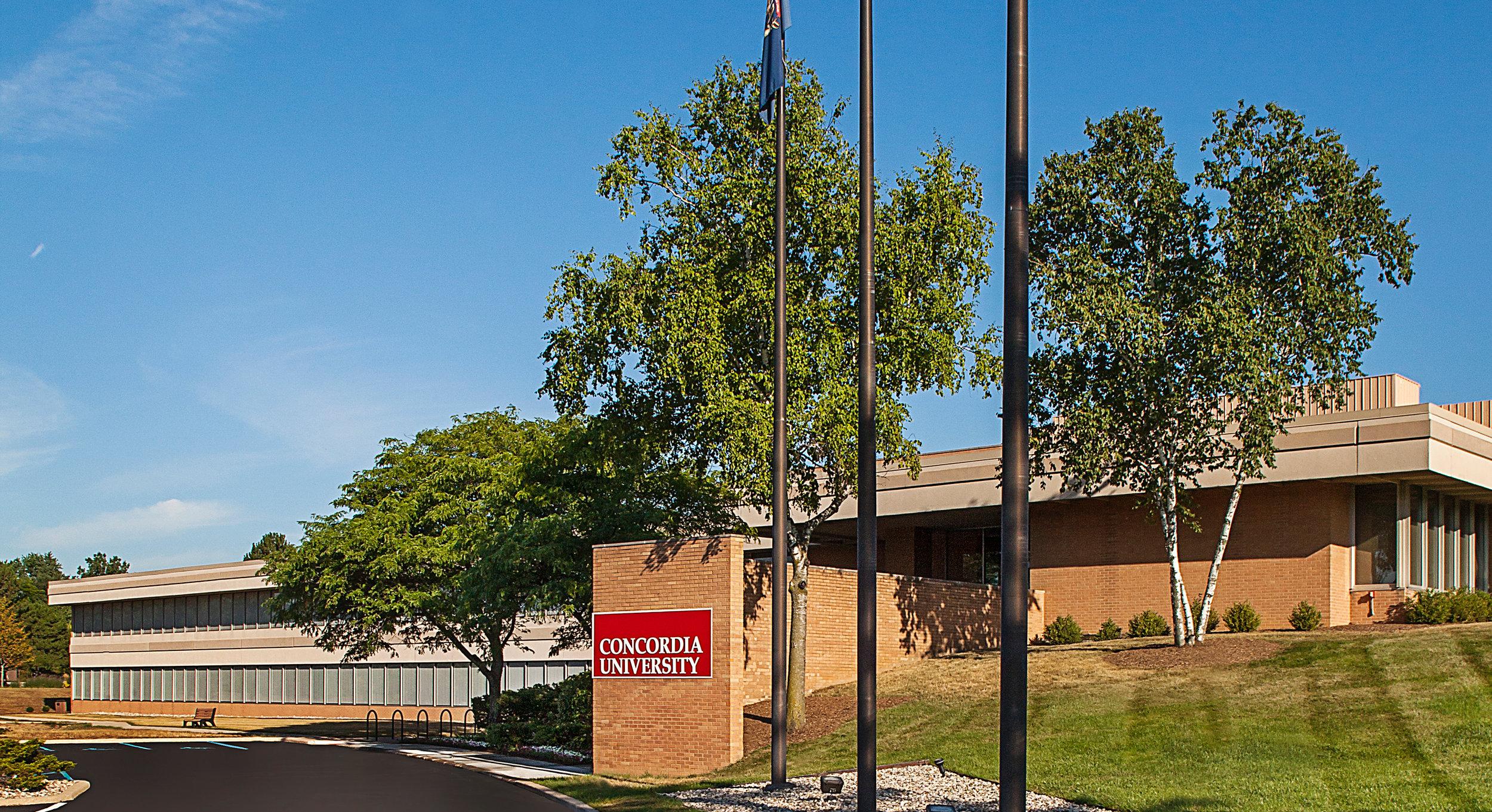 Concordia University Ann Arbor School of Nursing in Ann Arbor, Michigan.