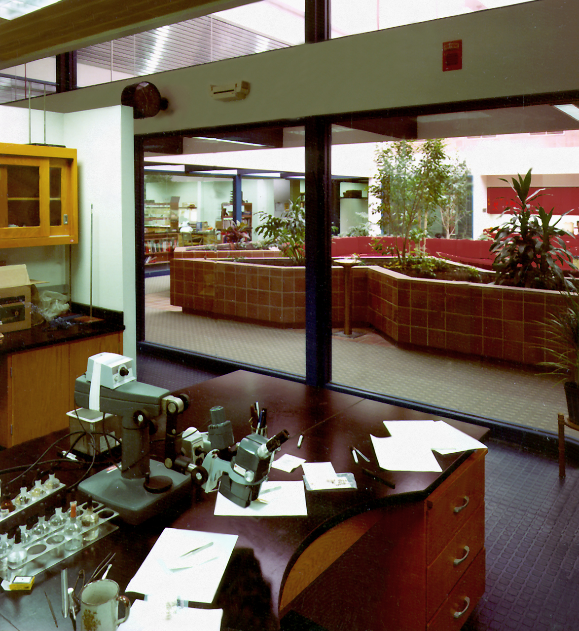 Southeast Crime Laboratory in Milwaukee, Wisconsin.