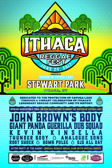 IthacaReggaeFest