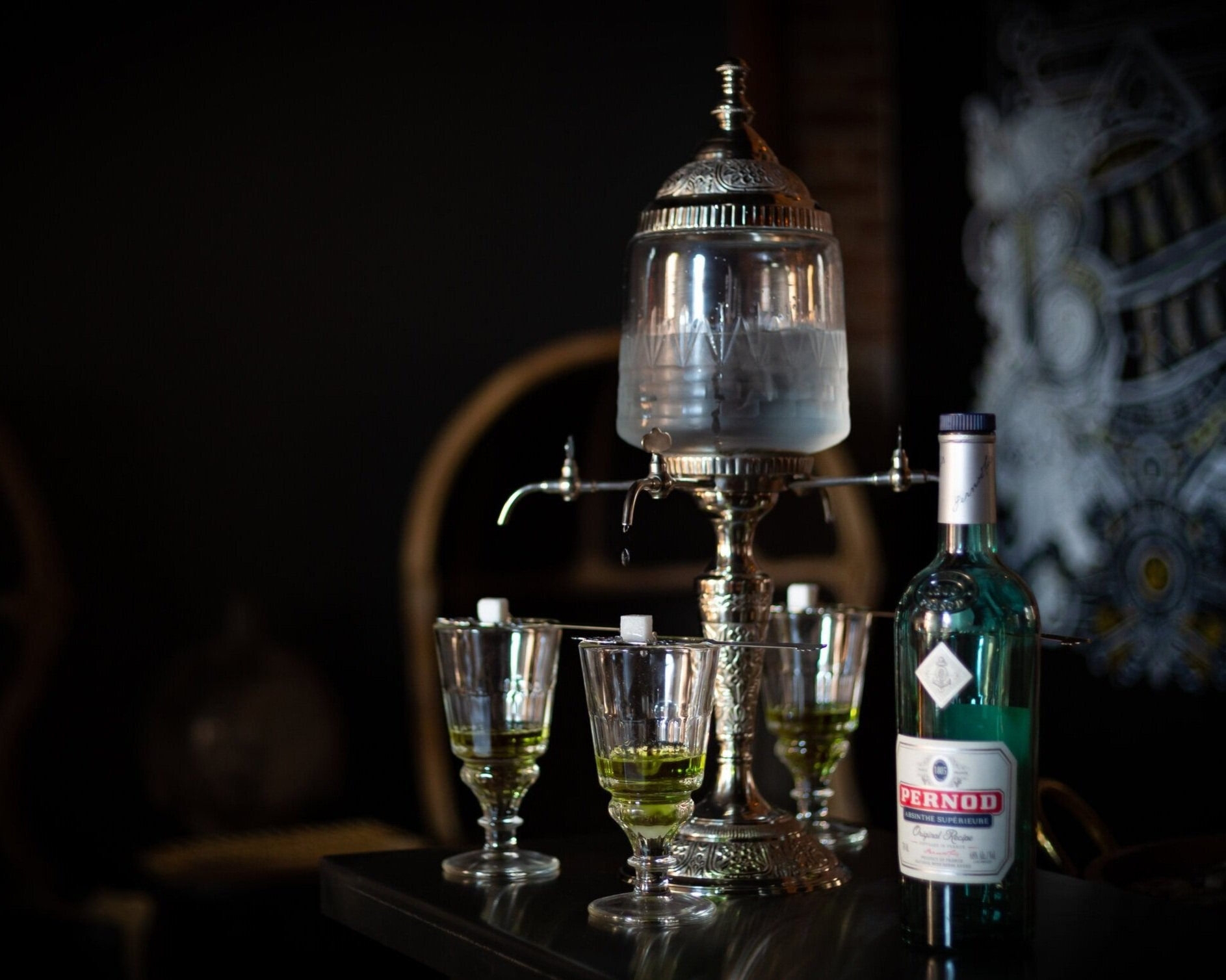 Copy of Antique Absinthe Fountain
