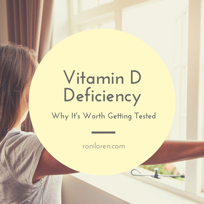 Vitamin D Deficiency and the problems it can cause