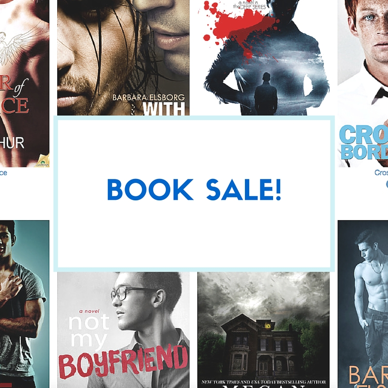 Book Sale at Samhain Publishers