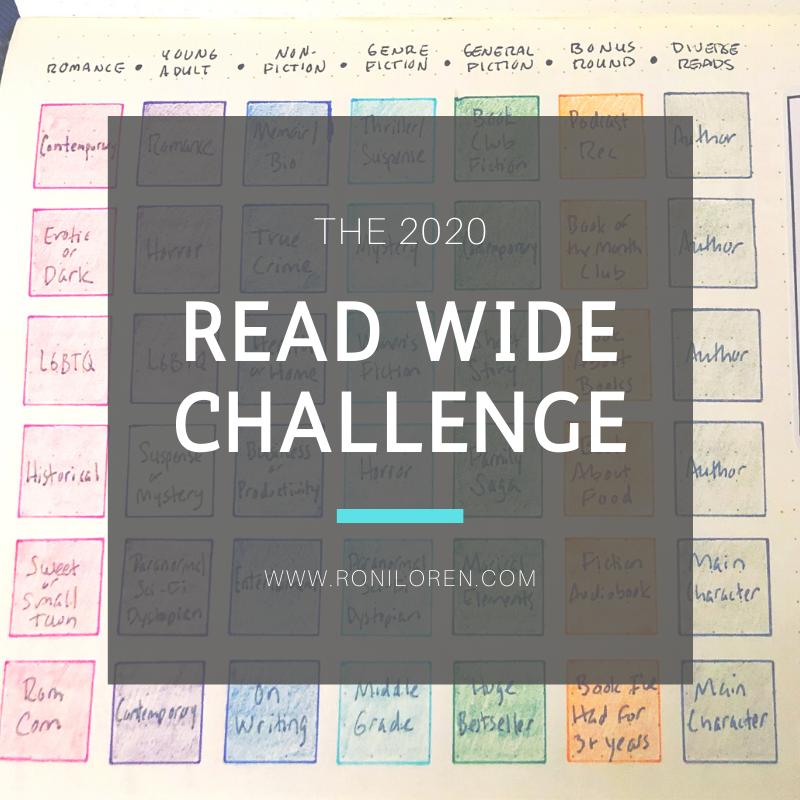 Books — The Blog — Roni Loren