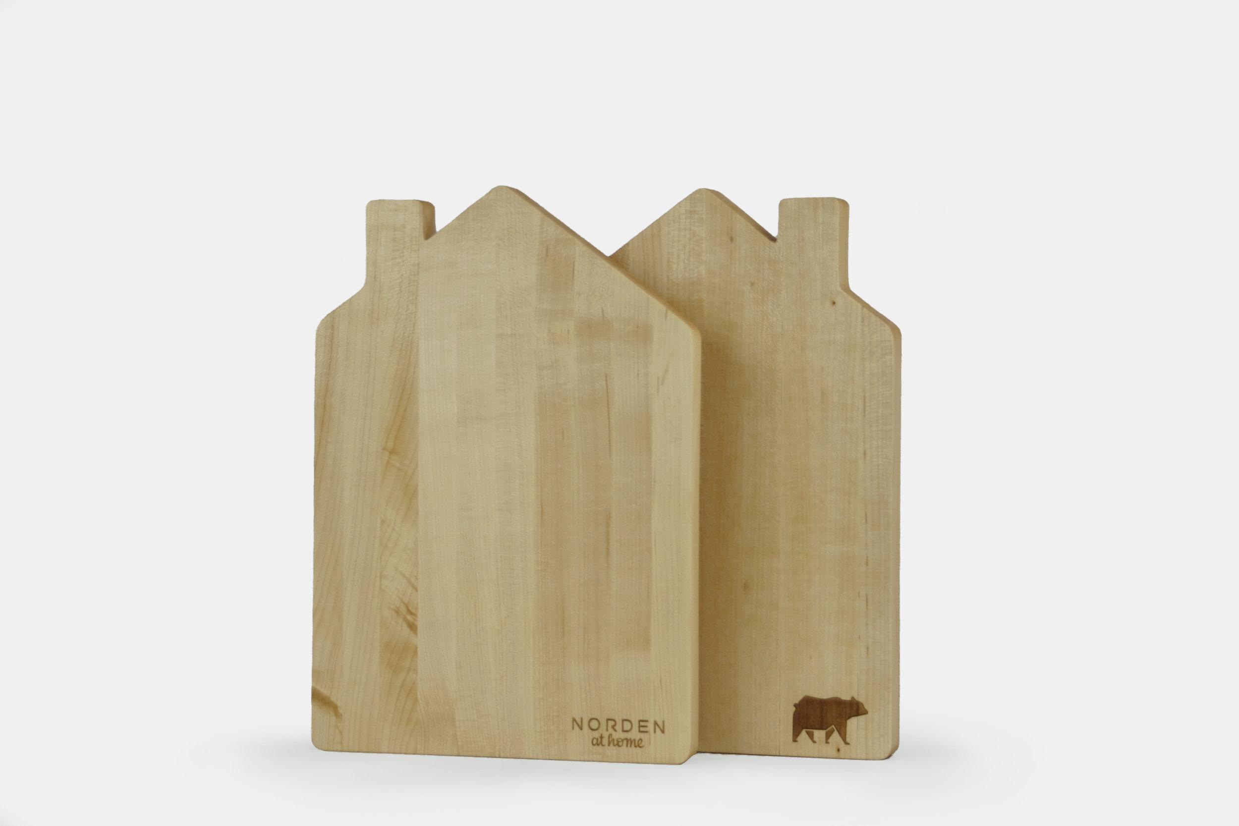 House Cutting Board -