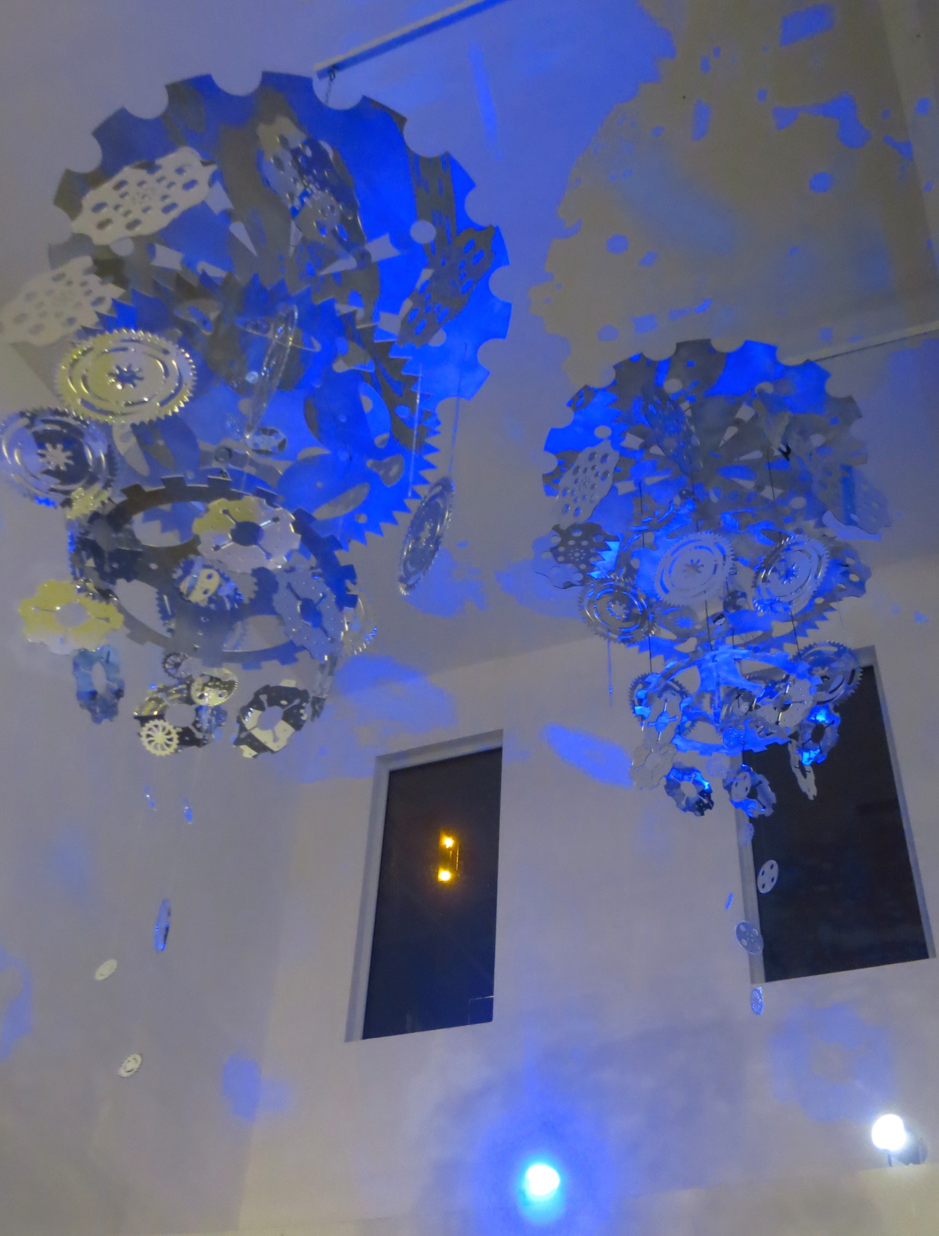 Gear Chandeliers_See Me Gallery 2015_Kate Raudenbush web.jpeg