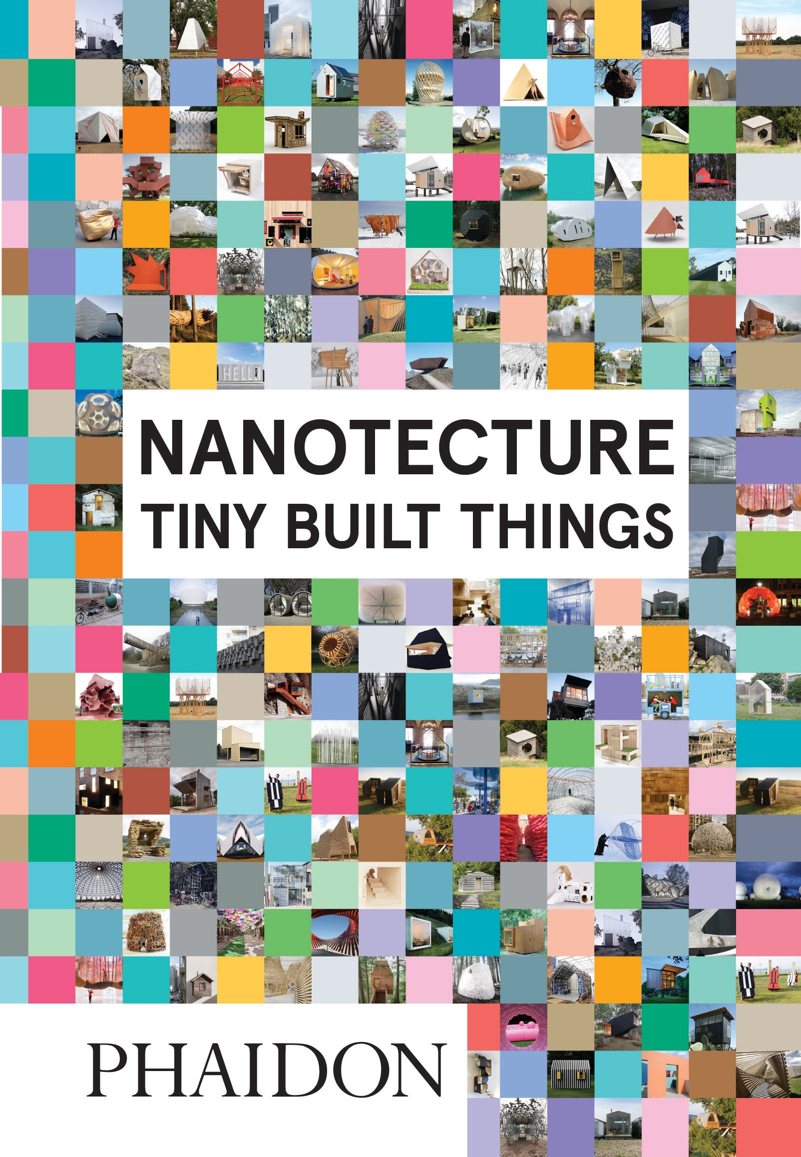 Nanotecture  book features the sculpture Duel Nature.