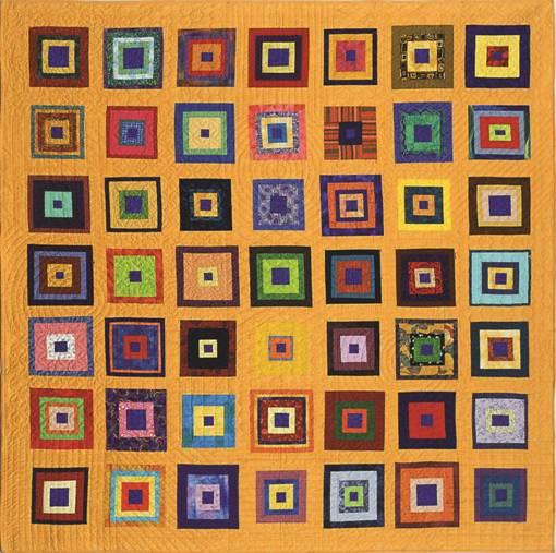 2003 BQG Raffle Quilt
