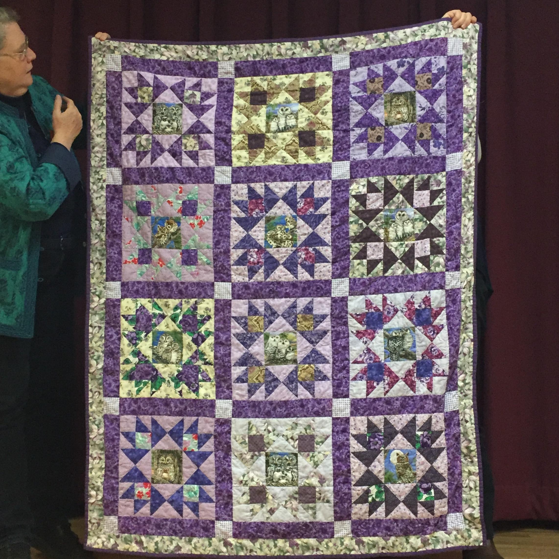 Khia's quilt