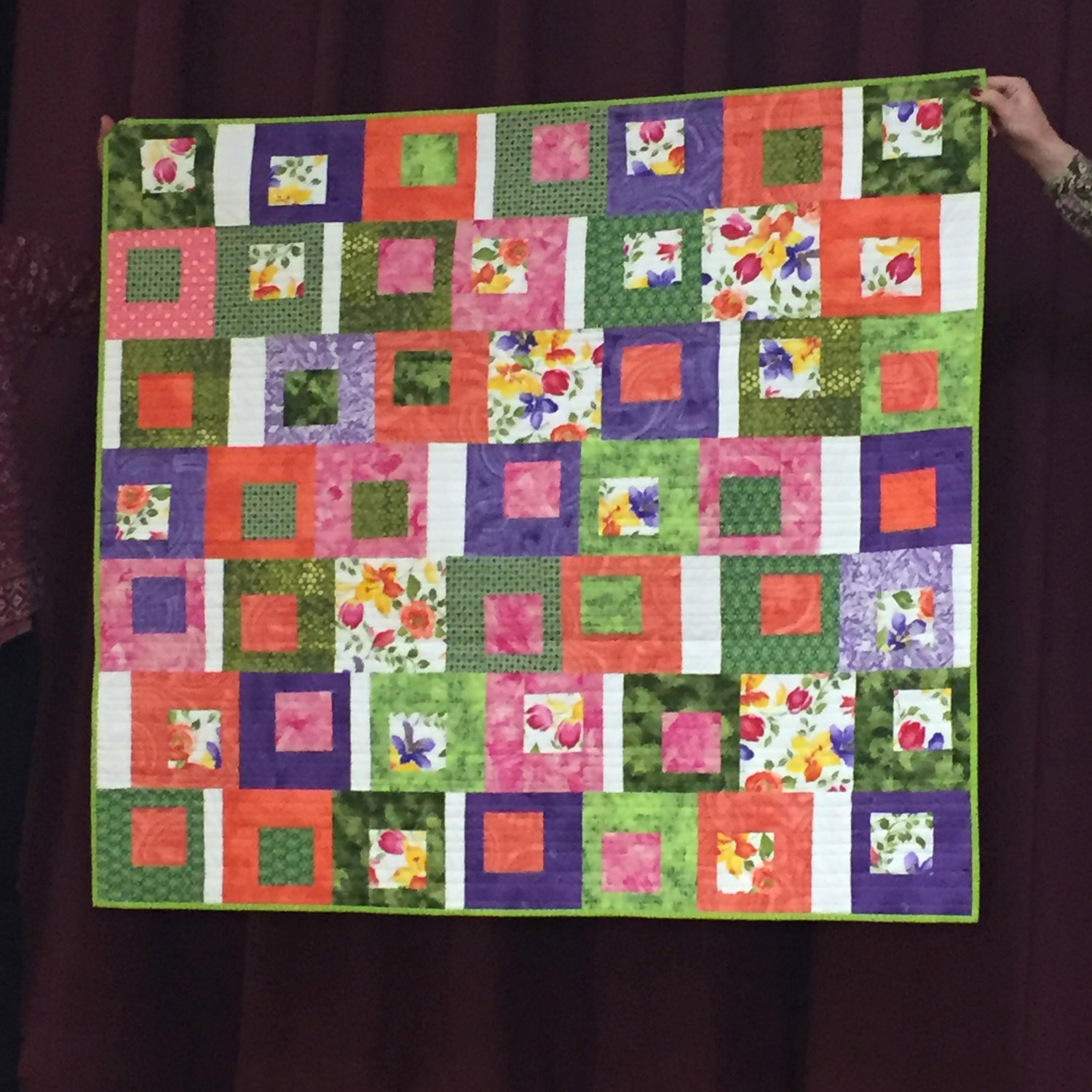 Quilt by Christine Janove