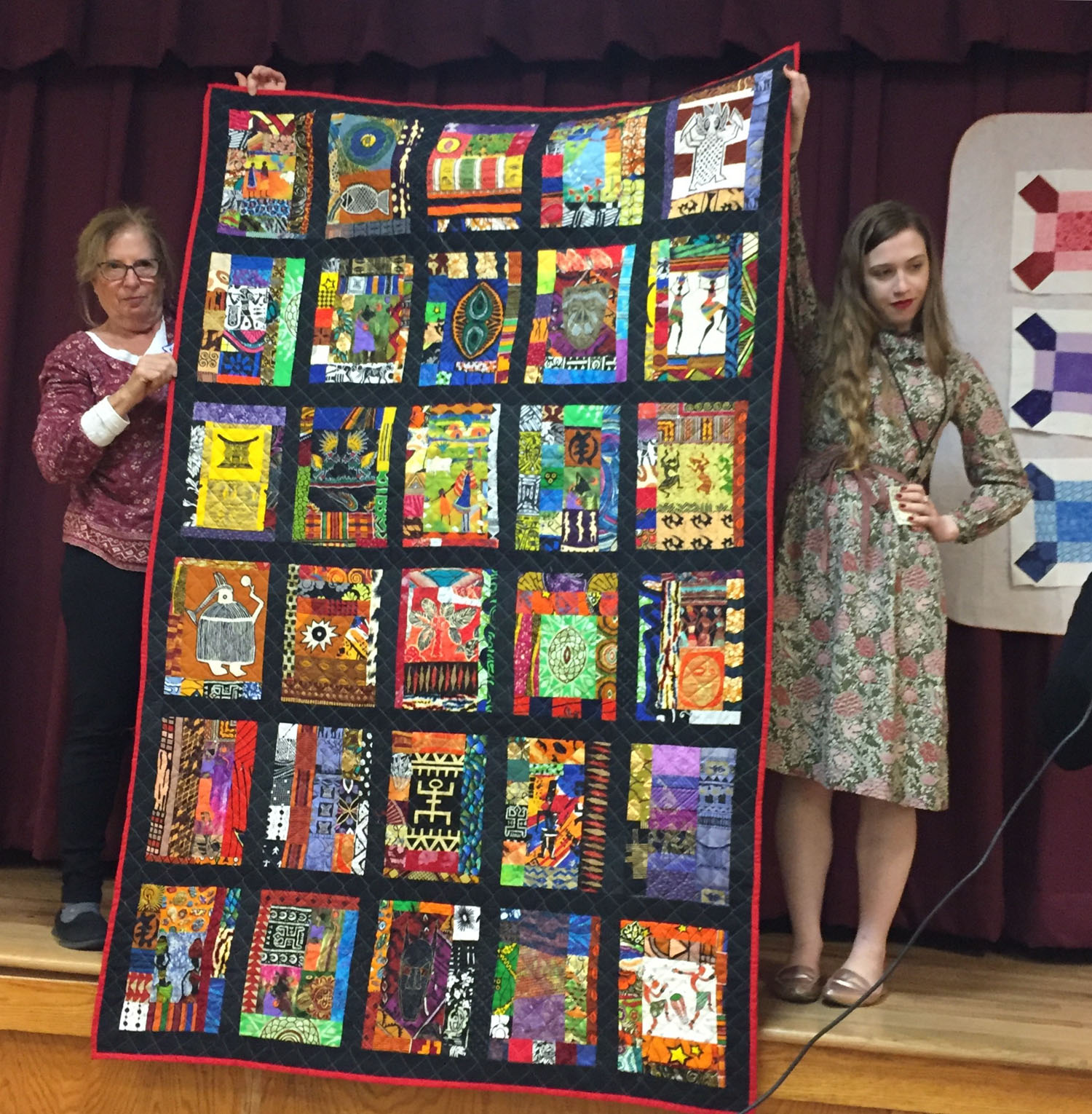 Quilt by Lillie Grant