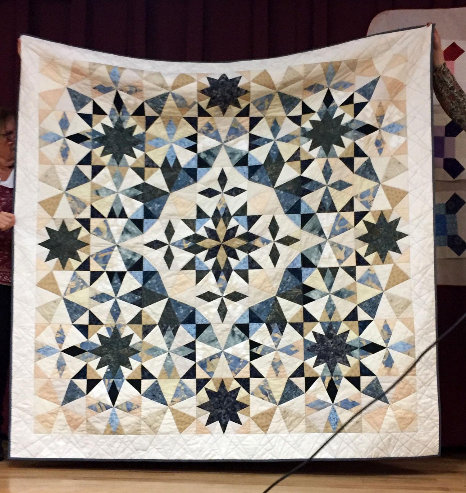 Alaska Quilt by Michael Senstack