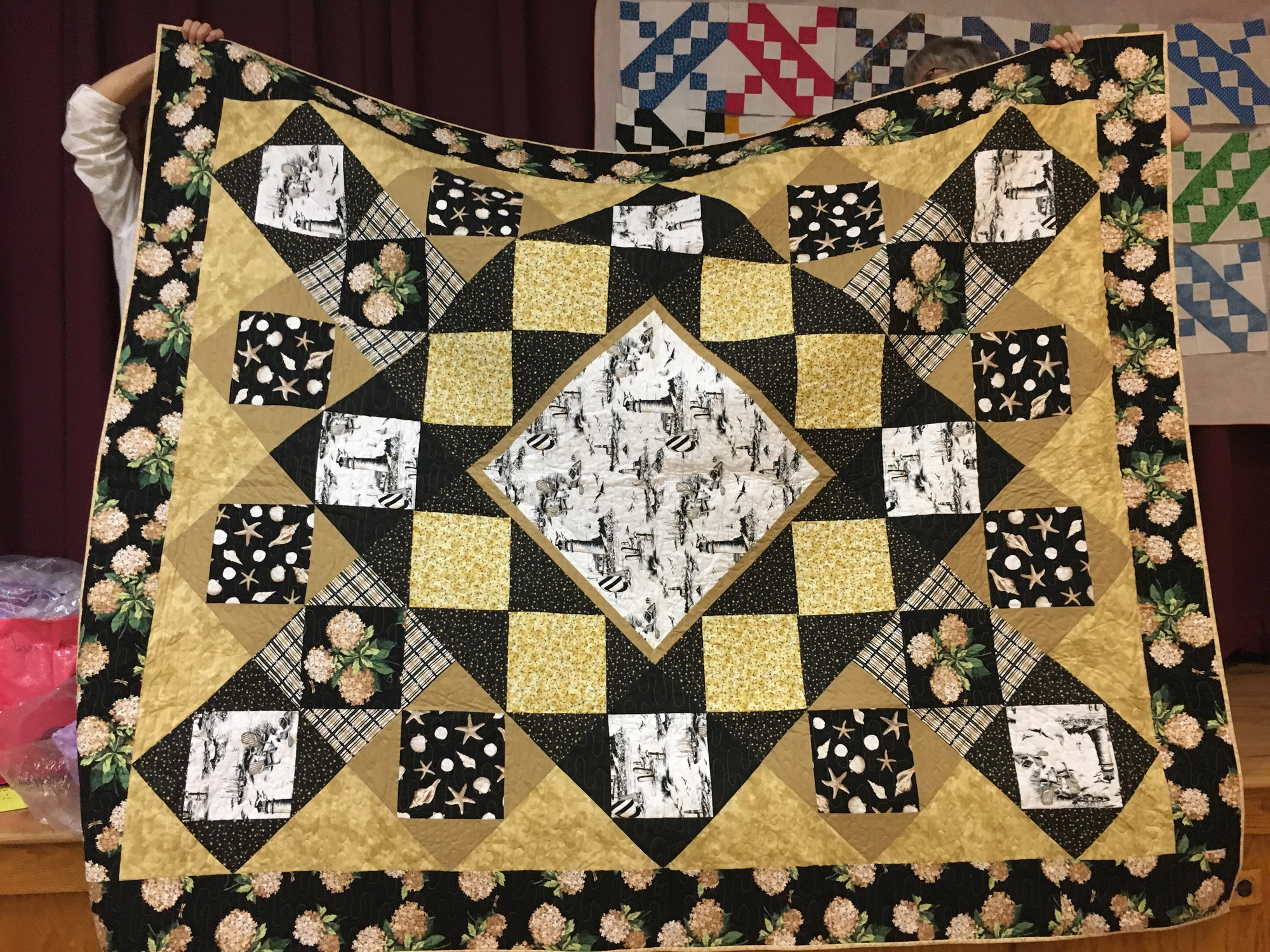 Comfort quilt