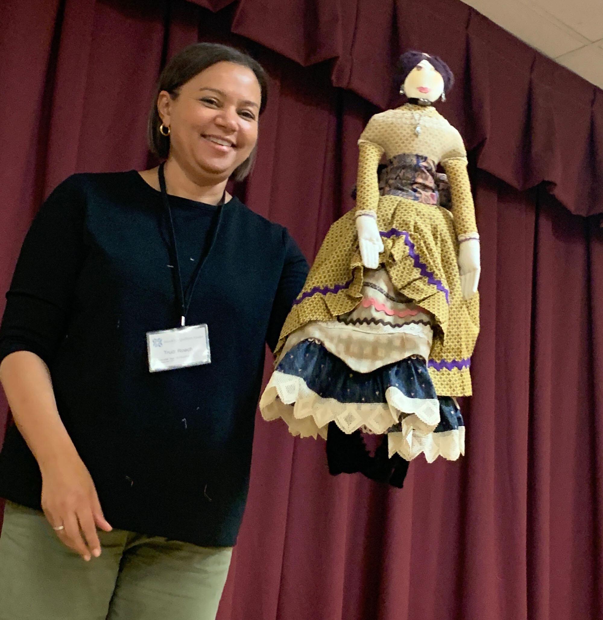 Doll by Mary Ann Hartley