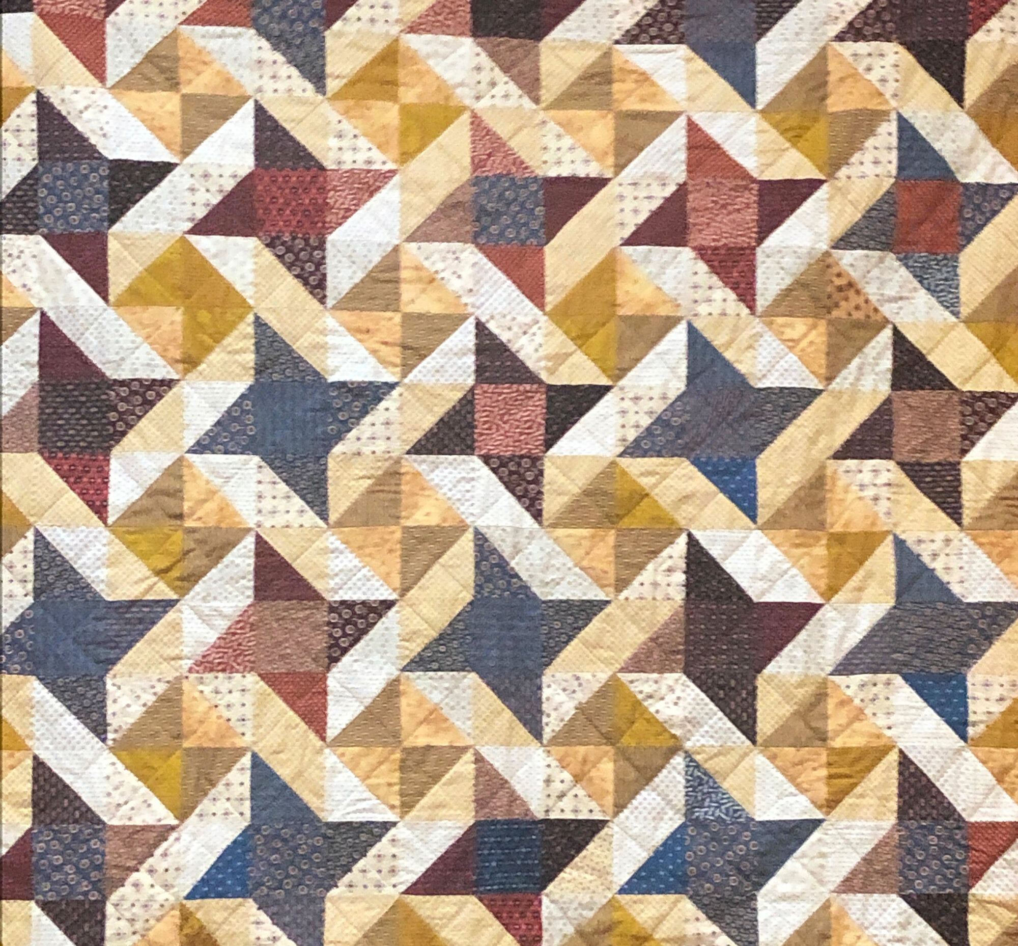 Valerie Turer, veteran quilt detail