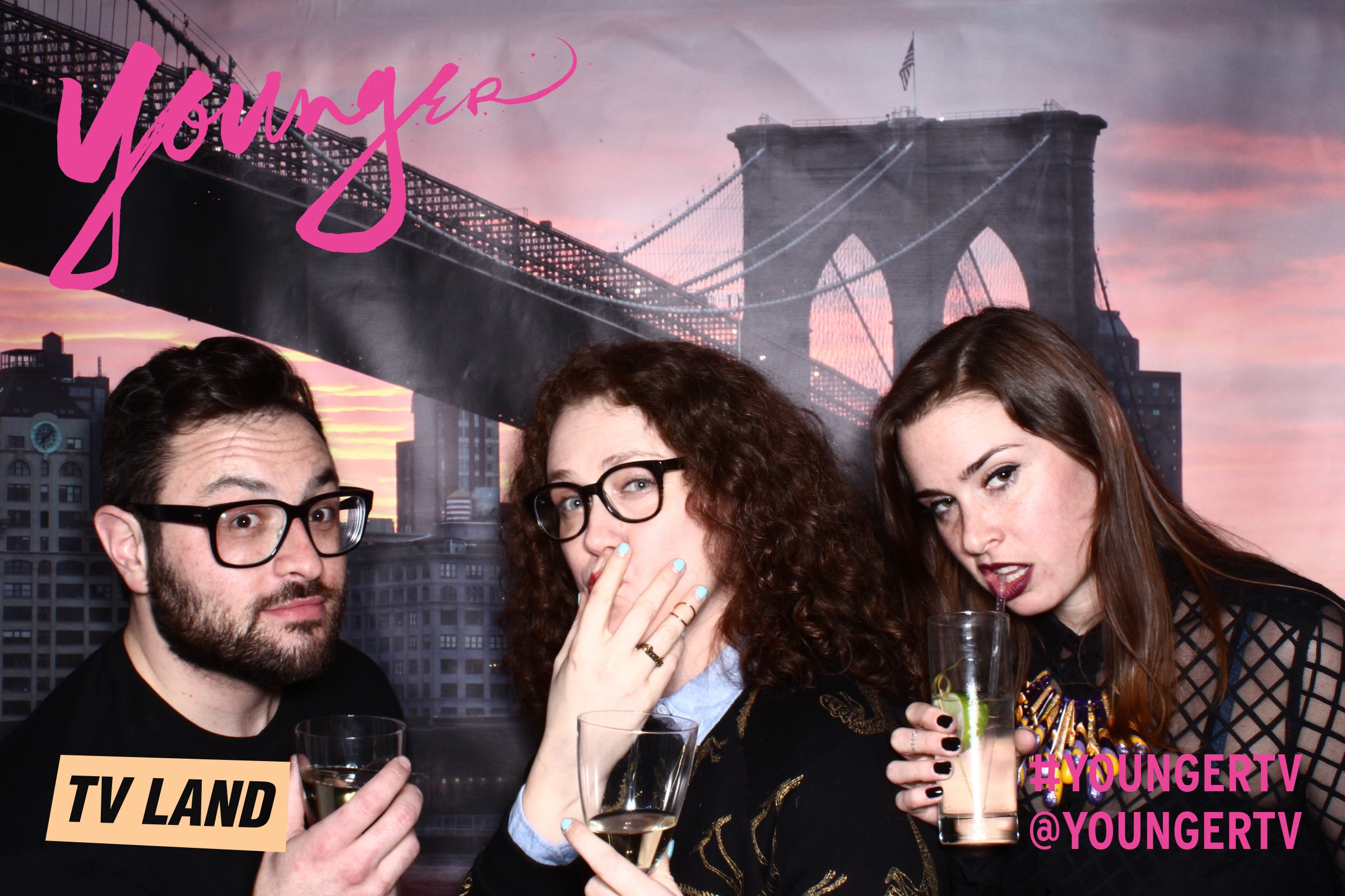Premiere party for S1 of Younger