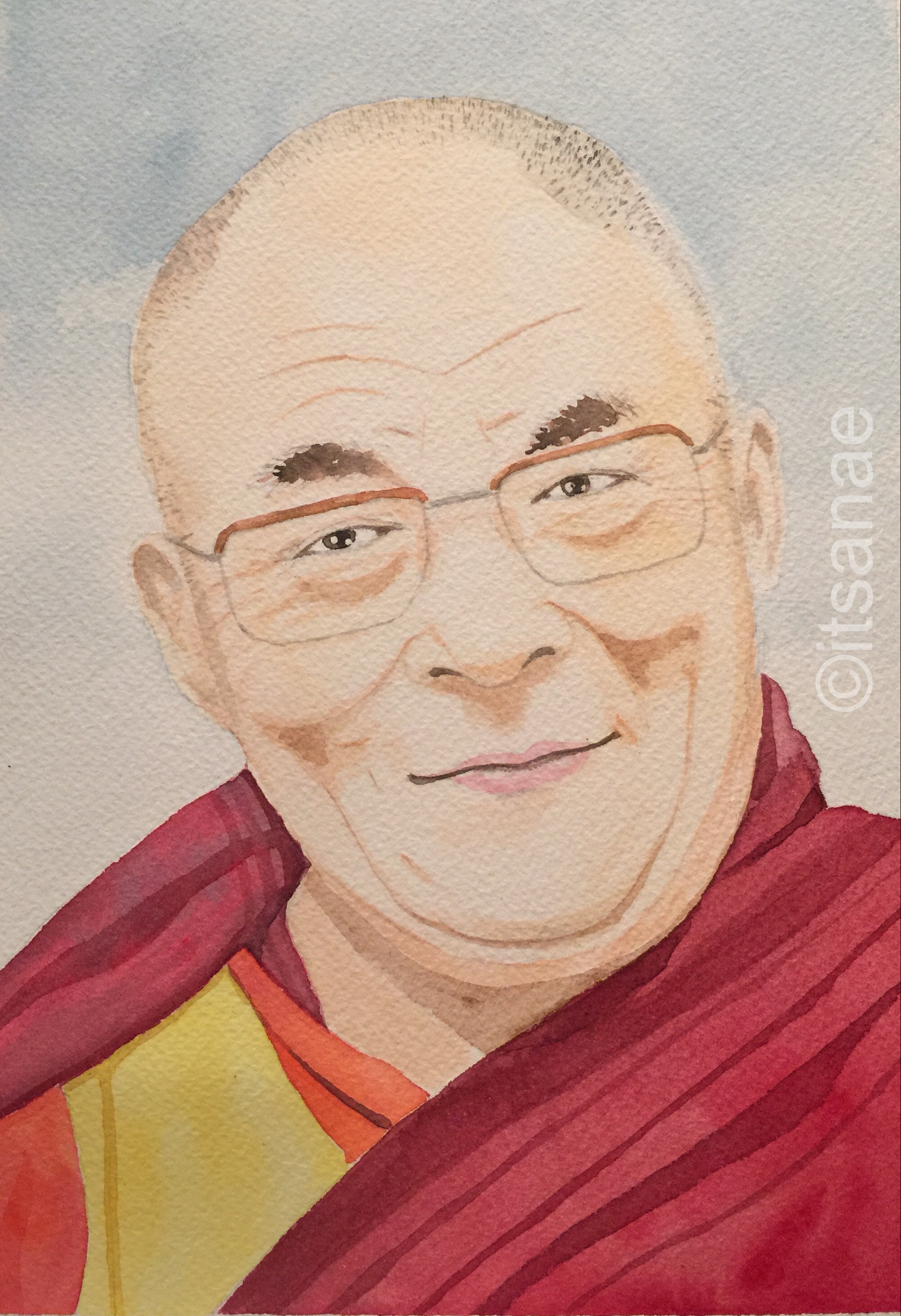 Day 526 The Dalai Lama's Birthday
