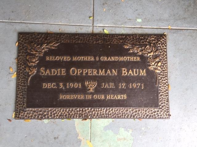 Sadie.
