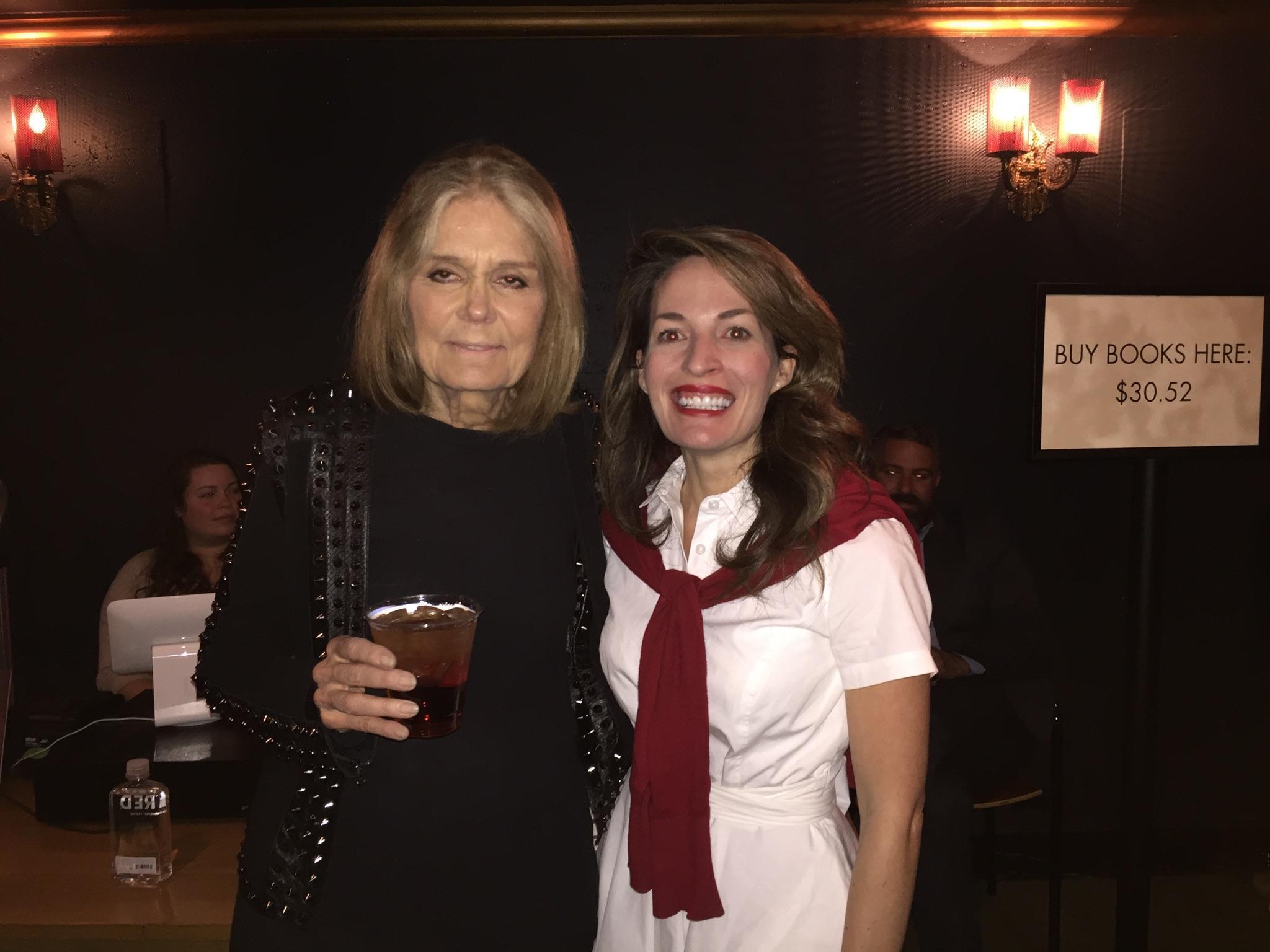 With Gloria Steinem.JPG