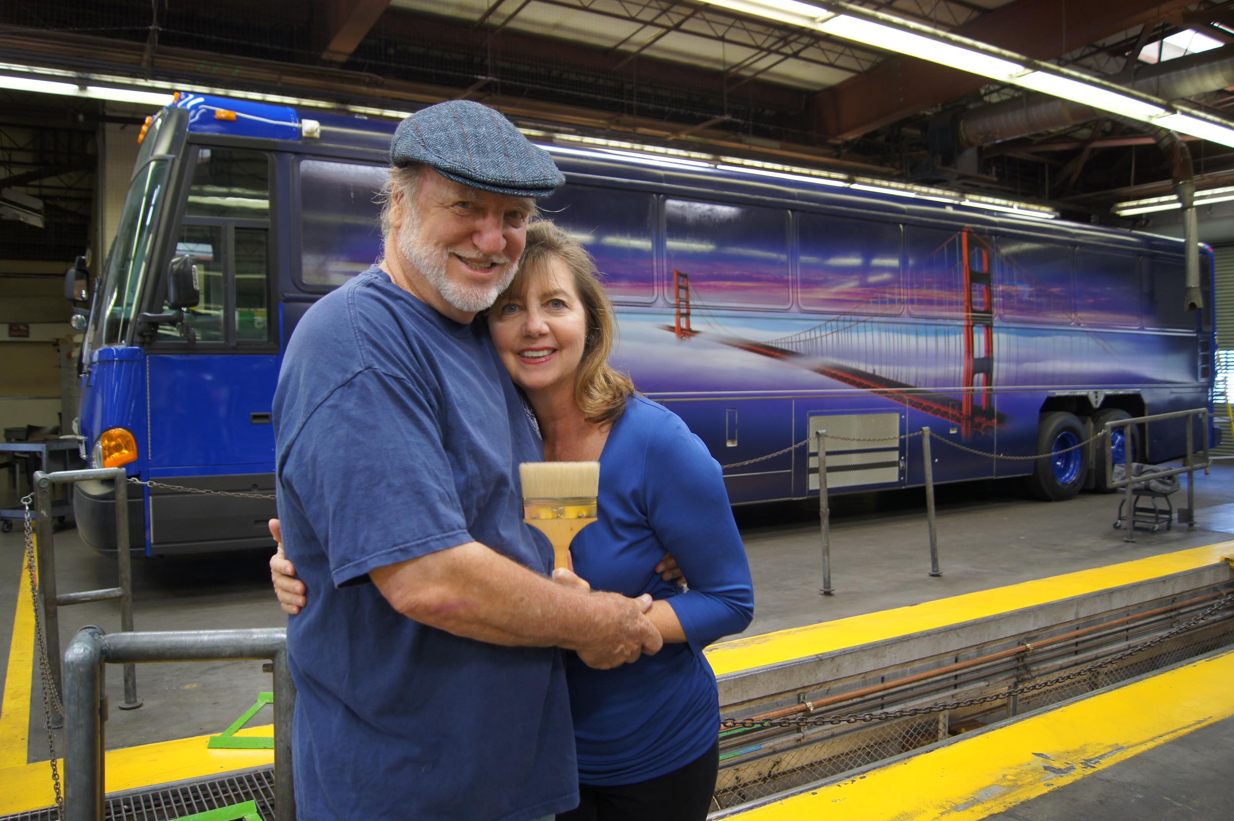 Golden Gate Transit 75th Celebration