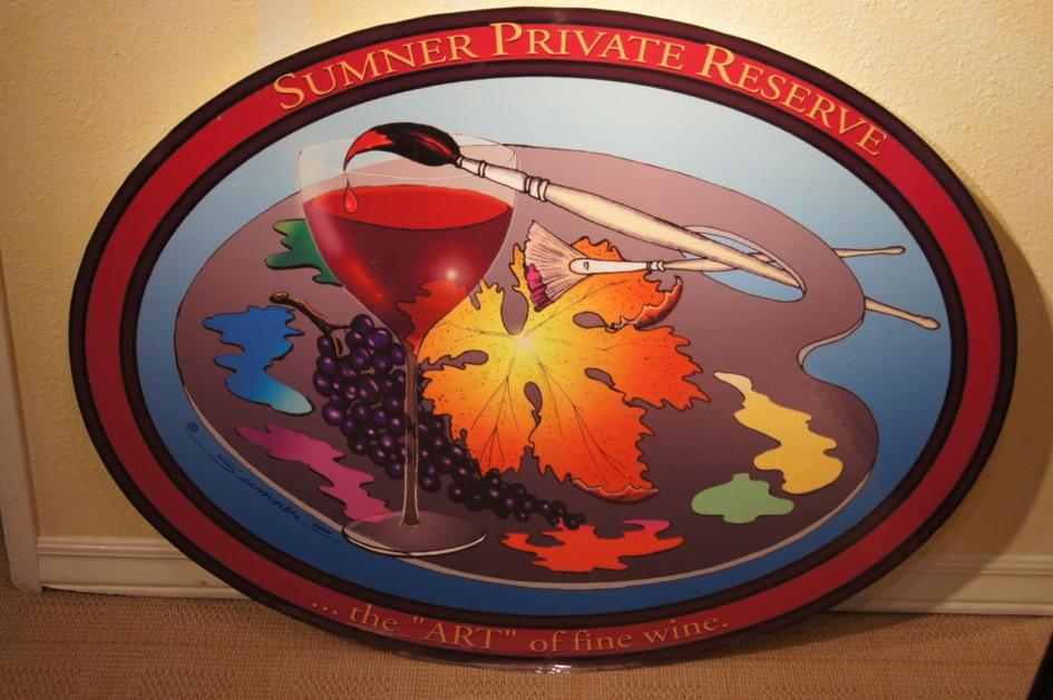 Sumner Wine Logo