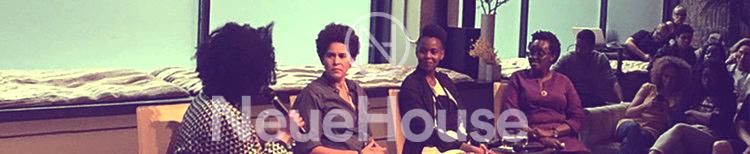 "Conversation at NeueHouse Presented by ARTNOIR  ""Wangechi Mutu, Art & Politics""  27 May 2015"