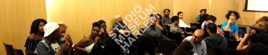 "Screening at Studio Museum in Harlem   ""God Loves Uganda""  7 June 2015"