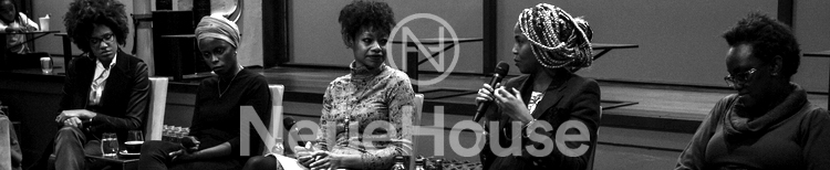 "Conversation at NeueHouse with UHAI EASHRI  ""Her Political Body"" 9 December 2015"
