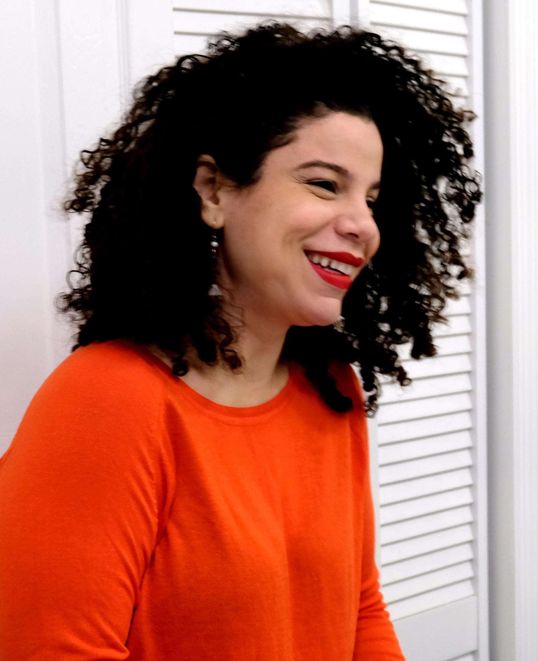 Portrait of Firelei Báez, 2018 Courtesy of the Artist
