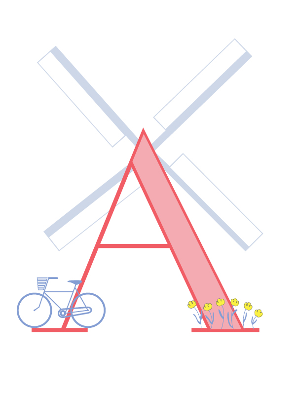 A is for Amsterdam