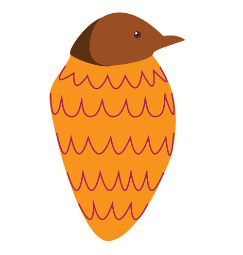 Basic Bird Elle Powell