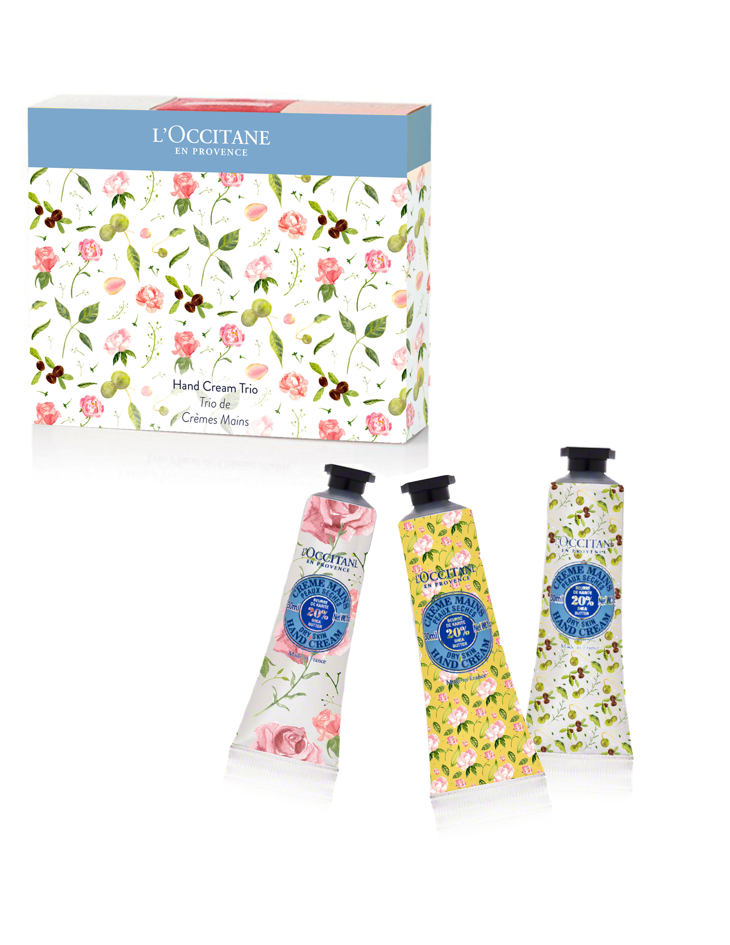 L'Occitane En Provence Package Design