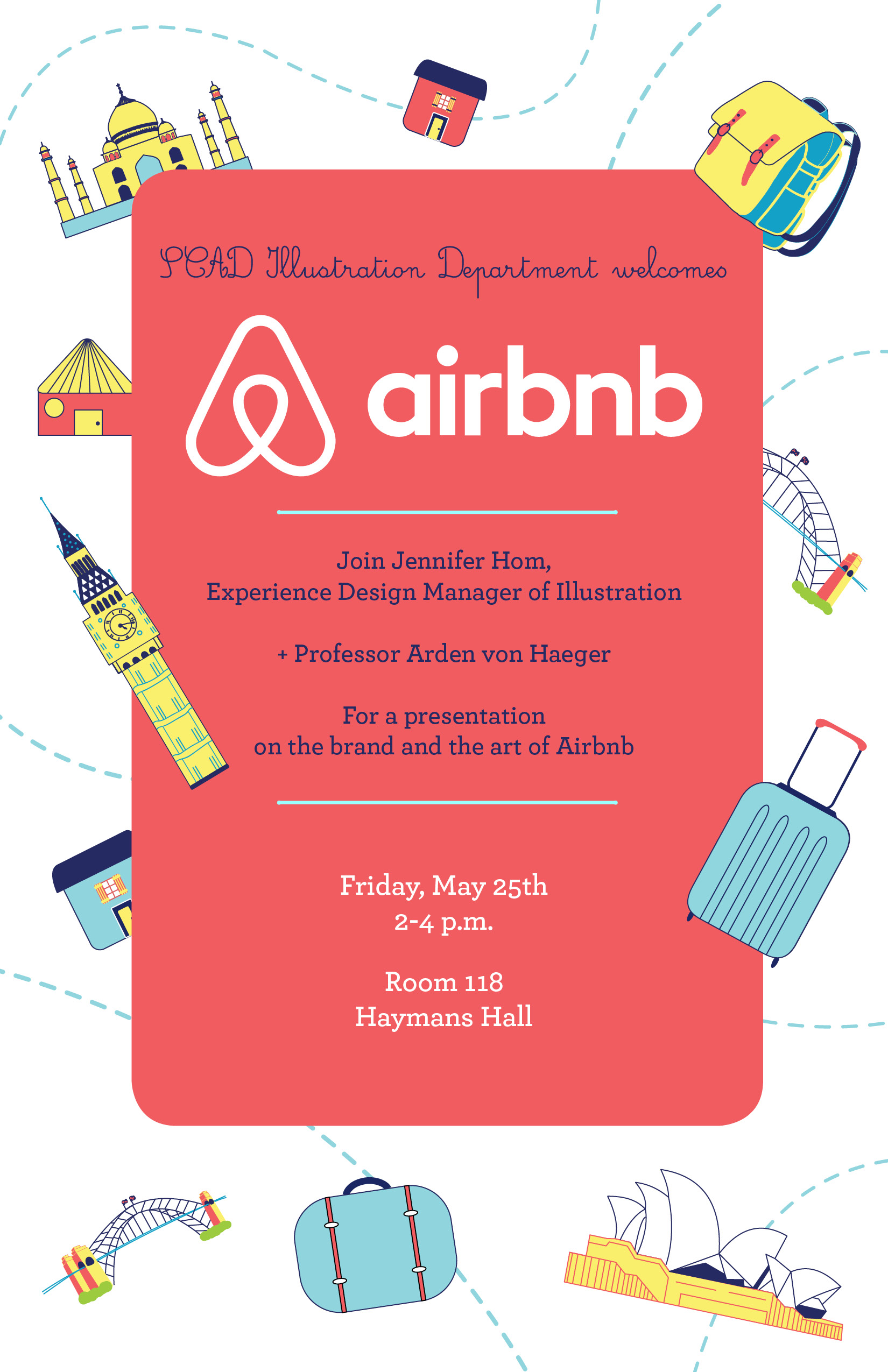 Airbnb Presentation Poster