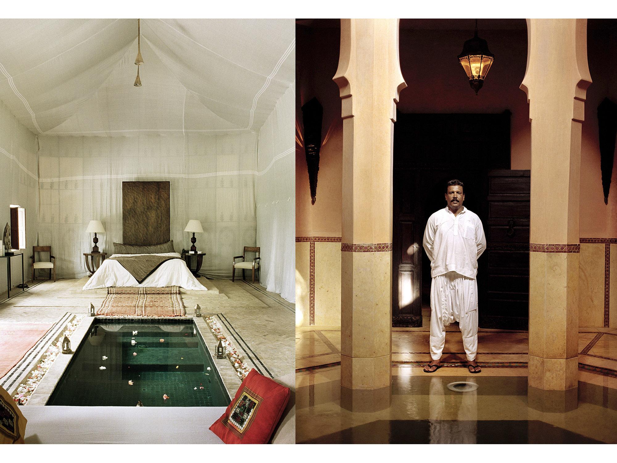 Palais Rhoul , Marrakesh -