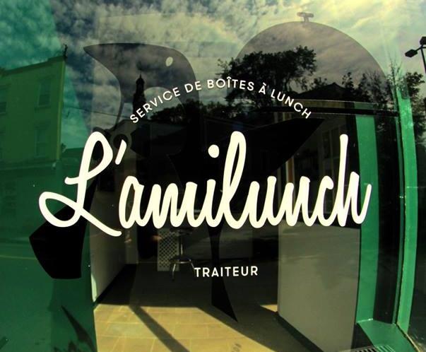L'Ami Lunch Traiteur | Service de boîtes à Lunch