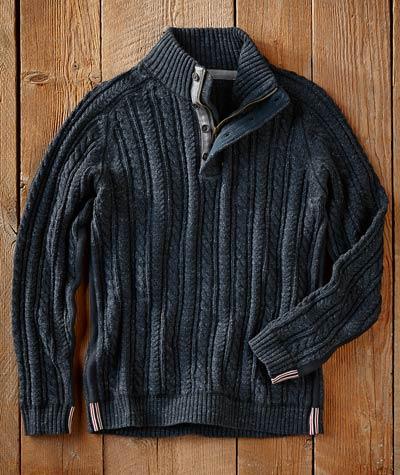 Spontaneous Sweater